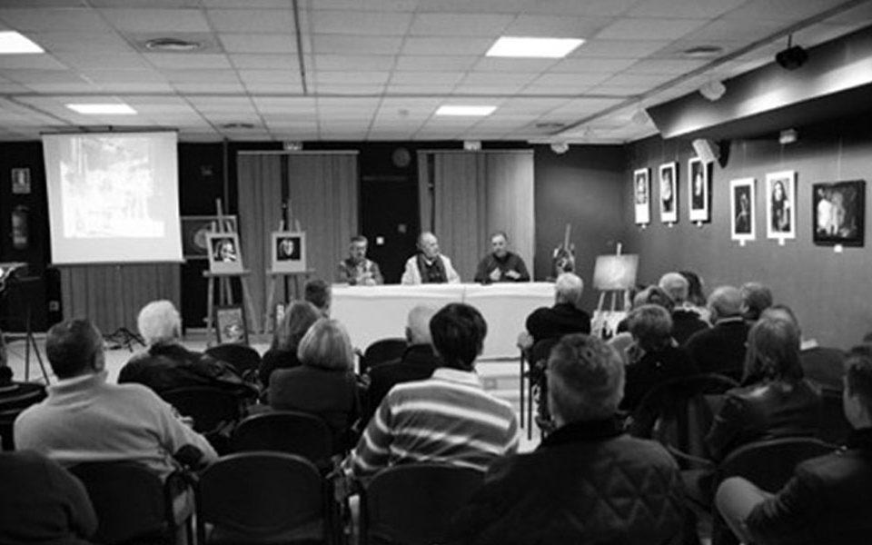 Conferència de Jaume Serra