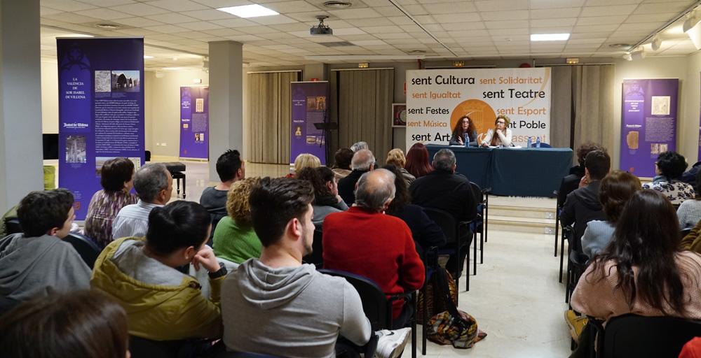 Galeria d'imatges de la presentació d'Isabel de Villena a Picassent