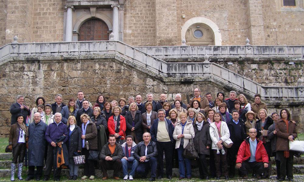 Viatges de l'associació AACA