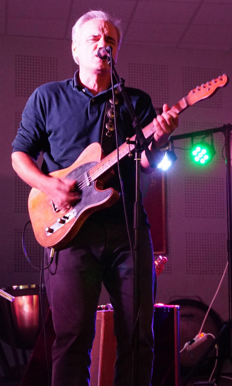 Concert de rock-blues a càrrec del grup Tres Hombres
