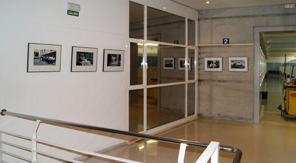Exposició en el Centre de Salut: A la Faena