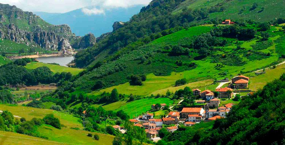 Paisajes de Cantabria